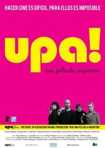Upa! Una película argentina - Poster / Capa / Cartaz - Oficial 1
