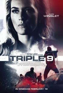 Triple 9: Polícia em Poder da Máfia - Poster / Capa / Cartaz - Oficial 5