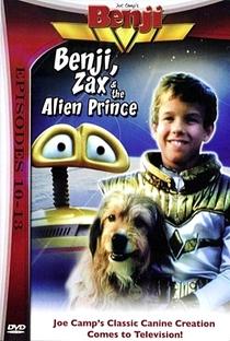 Benji, Zax e o Príncipe Alienígena - Poster / Capa / Cartaz - Oficial 5