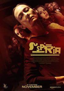 Suspiria - Poster / Capa / Cartaz - Oficial 9