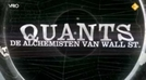 Quants: Os Alquimistas de Wall Street (Quants: The Alchemists of Wall Street)