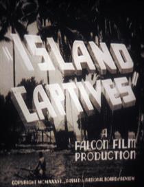 Island Captives - Poster / Capa / Cartaz - Oficial 3