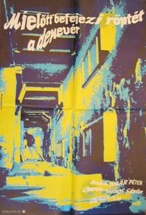Antes do Voo do Morcego - Poster / Capa / Cartaz - Oficial 1