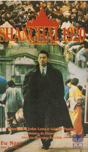 Shanghai 1920 - Poster / Capa / Cartaz - Oficial 2