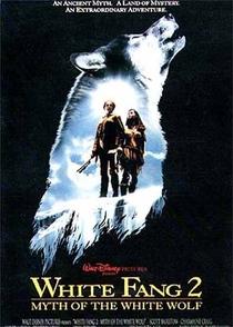 Caninos Brancos 2 - A Lenda do Lobo Branco - Poster / Capa / Cartaz - Oficial 4