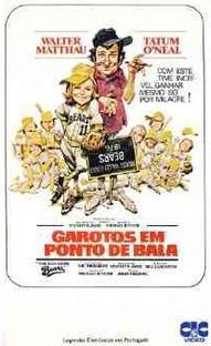 Garotos em Ponto de Bala - Poster / Capa / Cartaz - Oficial 3