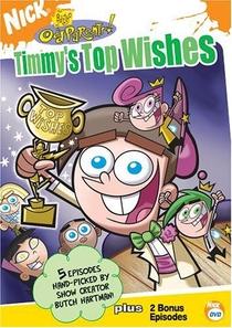 Padrinhos Mágicos - Os Super Desejos de Timmy - Poster / Capa / Cartaz - Oficial 1