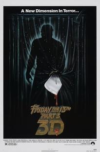 Sexta-Feira 13: Parte 3 - Poster / Capa / Cartaz - Oficial 1