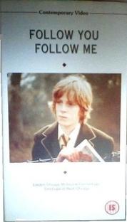 Follow You, Follow Me - Poster / Capa / Cartaz - Oficial 1