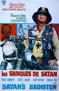 Sádicos de Satã - Poster / Capa / Cartaz - Oficial 5