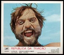 República da Traição - Poster / Capa / Cartaz - Oficial 1