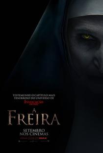 A Freira - Poster / Capa / Cartaz - Oficial 6