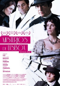 Mistérios de Lisboa - Poster / Capa / Cartaz - Oficial 4