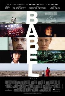 Babel - Poster / Capa / Cartaz - Oficial 1