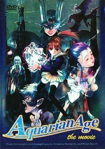 Aquarian Age - The Movie - Poster / Capa / Cartaz - Oficial 1