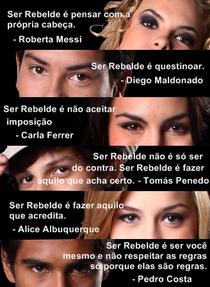Rebelde (2ª Temporada) - Poster / Capa / Cartaz - Oficial 3