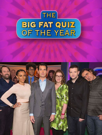 The Big Fat Quiz of the Year 2014 - Poster / Capa / Cartaz - Oficial 1