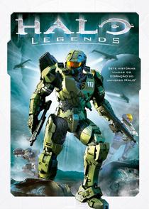 Halo Legends - Poster / Capa / Cartaz - Oficial 5