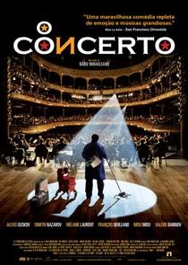 O Concerto - Poster / Capa / Cartaz - Oficial 1