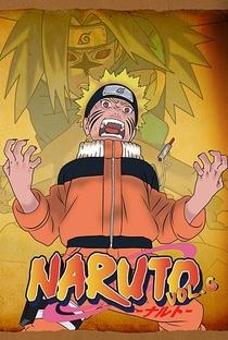 Naruto (6ª Temporada) - Poster / Capa / Cartaz - Oficial 3