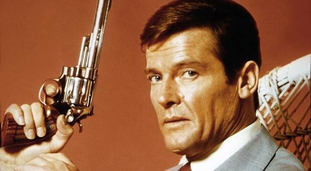 Especial Roger Moore   Assista aos filmes do eterno 007