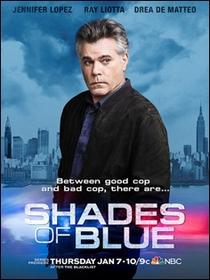 Shades of Blue (1ª Temporada) - Poster / Capa / Cartaz - Oficial 4