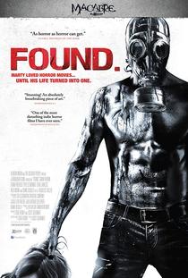 Found. - Poster / Capa / Cartaz - Oficial 1