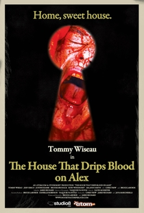 The House That Drips Blood on Alex - Poster / Capa / Cartaz - Oficial 1