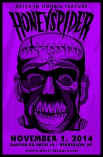 Honeyspider - Poster / Capa / Cartaz - Oficial 2