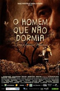 O Homem Que Não Dormia - Poster / Capa / Cartaz - Oficial 1