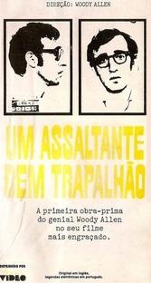 Um Assaltante Bem Trapalhão - Poster / Capa / Cartaz - Oficial 3
