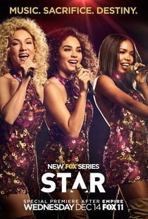 Star (1ª Temporada) - Poster / Capa / Cartaz - Oficial 3