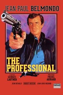 O Profissional - Poster / Capa / Cartaz - Oficial 1