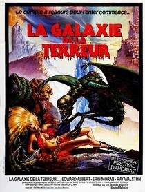 Galáxia do Terror - Poster / Capa / Cartaz - Oficial 7