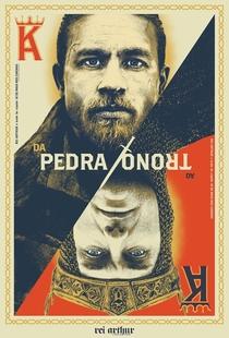 Rei Arthur: A Lenda da Espada - Poster / Capa / Cartaz - Oficial 12