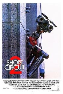 Um Robô em Curto Circuito 2 - Poster / Capa / Cartaz - Oficial 7