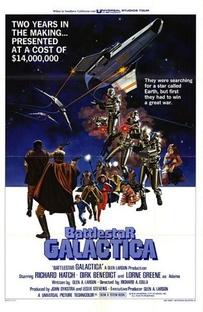 Galactica - Astronave de Combate - Poster / Capa / Cartaz - Oficial 1