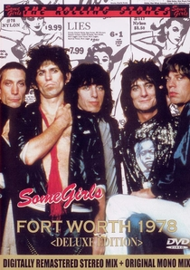 Rolling Stones - Fort Worth 1978 - Poster / Capa / Cartaz - Oficial 1
