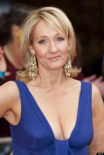 J. K. Rowling - Poster / Capa / Cartaz - Oficial 3