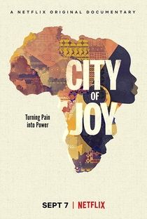 City of Joy - Onde Vive a Esperança - Poster / Capa / Cartaz - Oficial 1