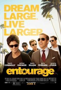 Entourage: Fama e Amizade - Poster / Capa / Cartaz - Oficial 3