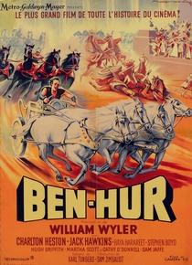 Ben-Hur - Poster / Capa / Cartaz - Oficial 5
