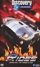 Rides - Codename Daisy - Fast Forward Fast Back - Poster / Capa / Cartaz - Oficial 1