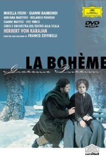 La Boheme - Poster / Capa / Cartaz - Oficial 1