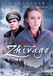 Doutor Jivago - Poster / Capa / Cartaz - Oficial 1