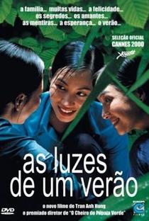As Luzes de um Verão - Poster / Capa / Cartaz - Oficial 2