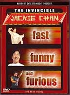 Jackie Chan  Fast Funny and Furious  - Poster / Capa / Cartaz - Oficial 1
