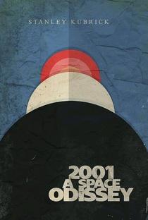 2001: Uma Odisseia no Espaço - Poster / Capa / Cartaz - Oficial 23