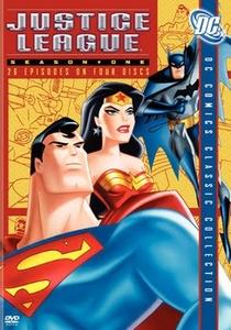 Liga da Justiça (1ª Temporada) - Poster / Capa / Cartaz - Oficial 1