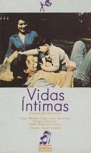 Vidas Íntimas - Poster / Capa / Cartaz - Oficial 1